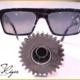 Monture de lunette solaire pour homme fait à la main à Rodez en Aveyron